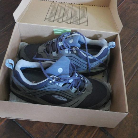 mbt skate sneaker, MBT Rukiya Walk Lite Lace Damen
